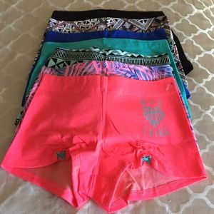 New Victoria Secret low rise bodyshort bundle